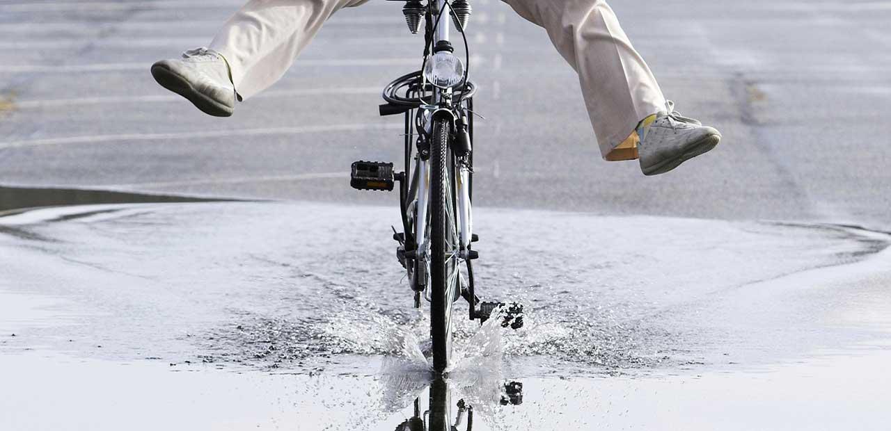 All-season biking