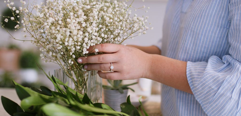 How to set a realistic wedding budget