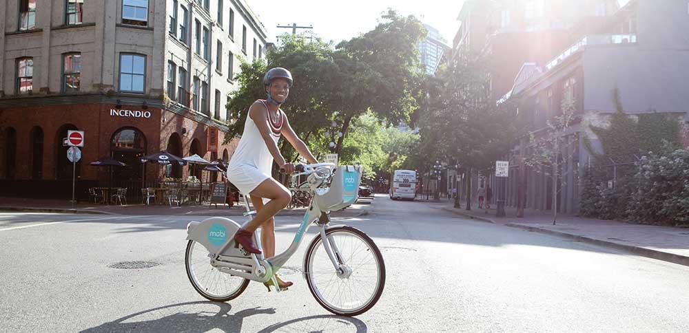 Bike Mobi Vancouver