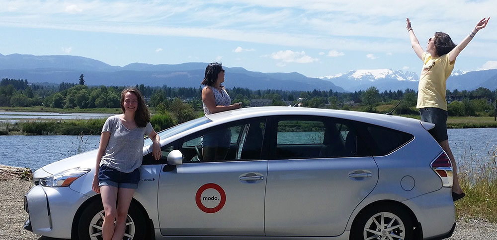 Top 5 Reasons To Carshare In Vancouver Good Money By Vancity