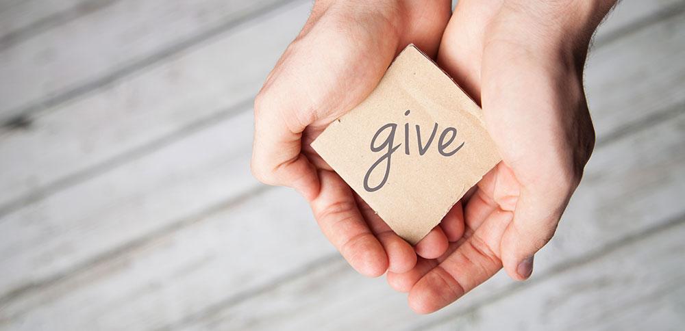 Christmas gifts - charitable
