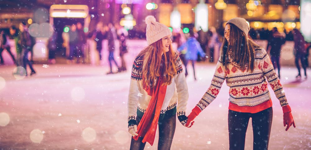 Christmas gifts - Plan an experience